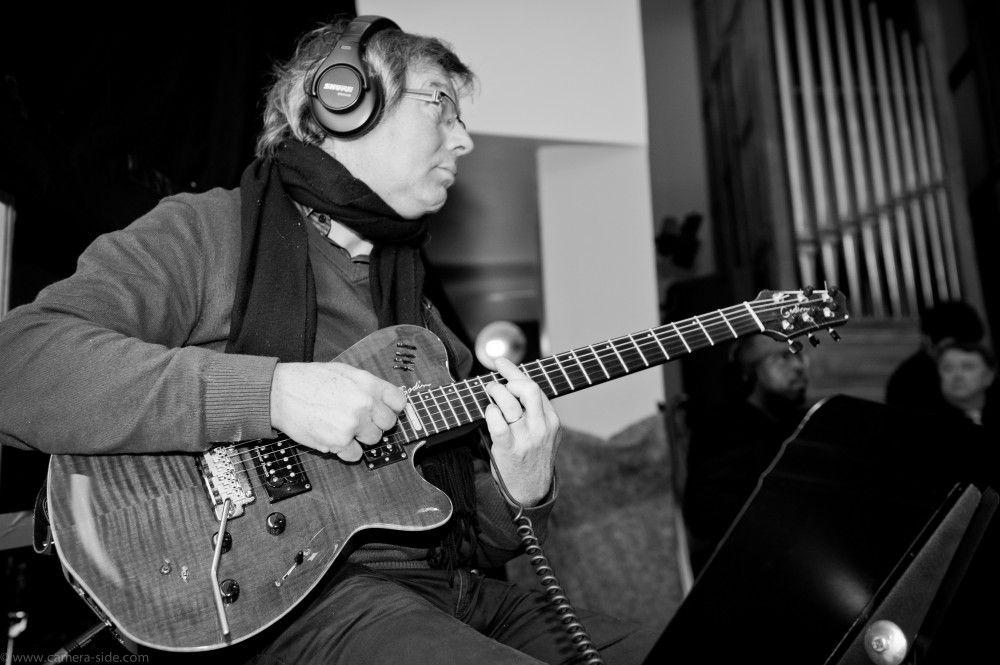 Guitare : Jean-Pierre Algarra emanuel gospel