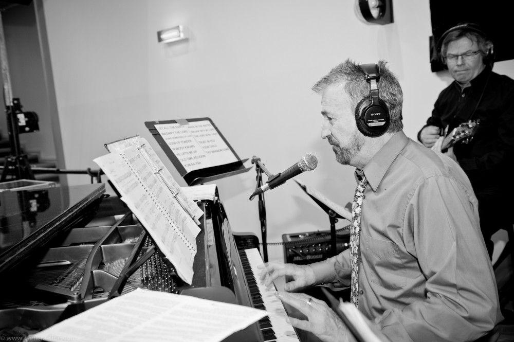 Scott Sontag pianiste du choeur emmanuel gospel