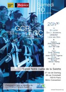 Concert Notre Dame de la Salette