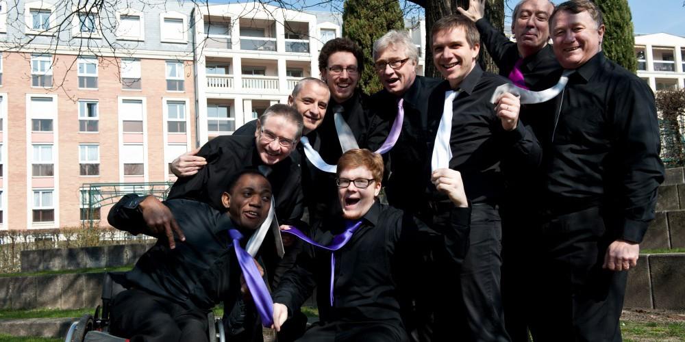 Emmanuel Gospel Choir les basses