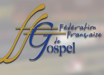 Logo fédération française de gospel