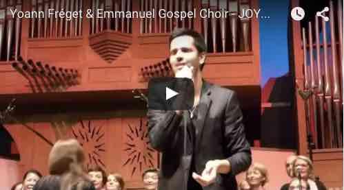 Yoann Fréget & EGC – Joyful Joyful © EGC 2015