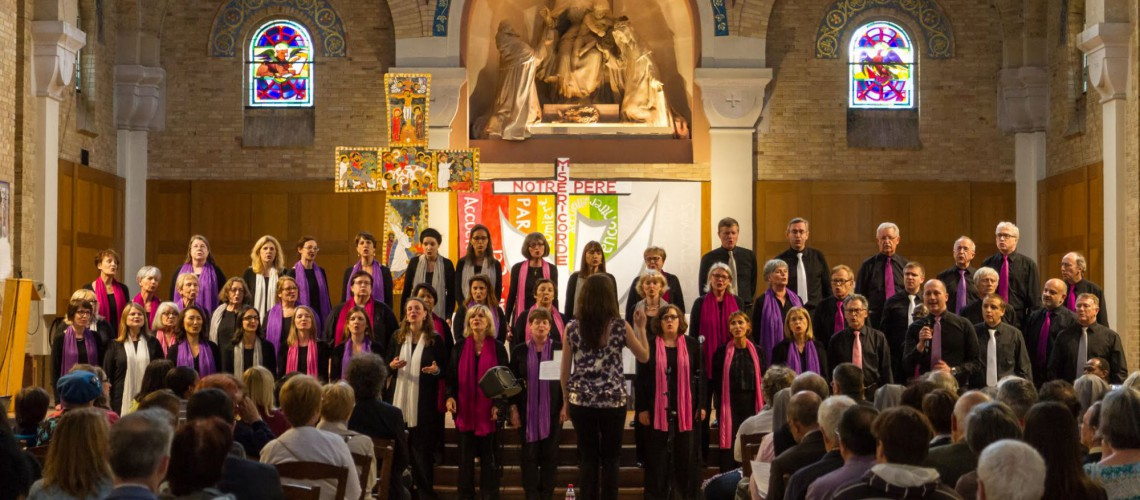 Concert à Notre Dame du Rosaire le 11 juin 2016