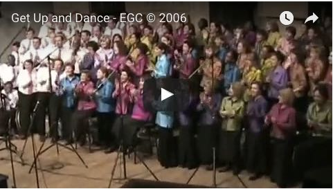 Get Up and Dance – Making of © EGC 2006