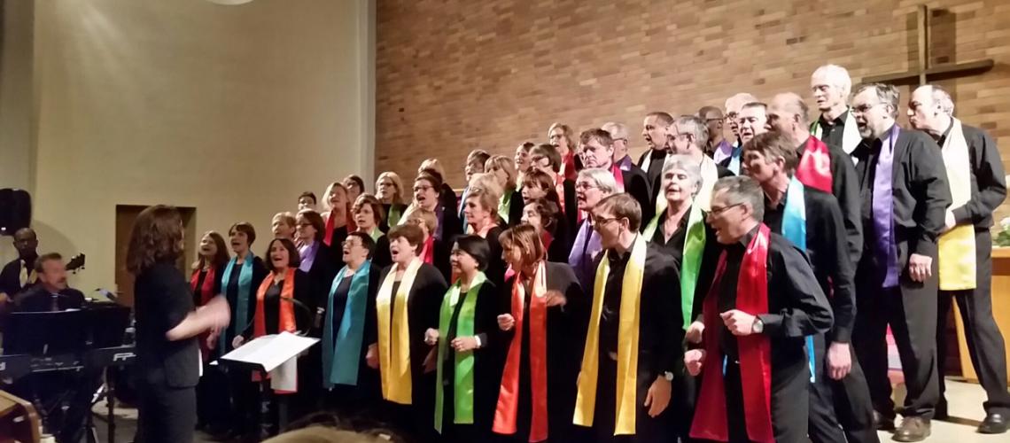 Concert à l'église Apostelkirche à Bonn (Allemagne)  le mardi 4 avril  2017