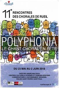 Concert dans le cadre de Polyphonia à Rueil-Malmaison