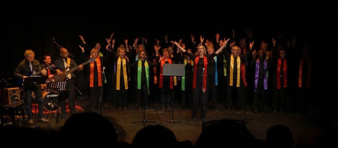 concert du Téléthon vendredi 6 décembre 2019 au centre Edmond Rostand à Rueil Malmaison