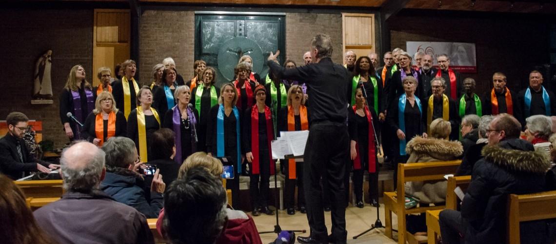 Concert de Noel à l'Eglise Sainte Thérèse à Rueil Malmaison le 17 décembre 2019